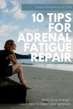 Adrenal Fatigue Tips: Learn how to treat adrenal fatigue. 10 Tips and Supplements for Adrenal Fatigue Repair. Are you feeling tired and suffering from adrenal fatigue? Learn adrenal fatigue tips and how to treat adrenal fatigue naturally. If you are feeling extra tired, read on for more tips to treat your adrenal fatigue naturally. Adrenal Glands, Adrenal Fatigue, Adrenal Health, Feel Tired, Health Advice, Insomnia, Anxiety, How Are You Feeling