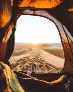 Relax en el desierto