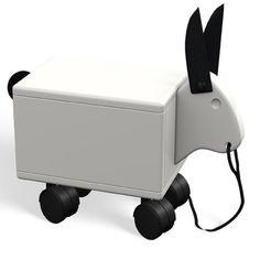 Kanin Box från LEKA Sweden - Köp möbler online på RUM21.se