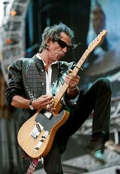 Keith Richards - his best fashion moments...