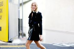 London Fashion Week - Streetstyle Uit The Swinging City - Street Chic - Fashion