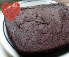 Super gezond recept voor suikervrije chocolade brownies!
