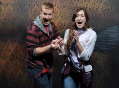 """He was terrified.  She was singing """"Didn't We Almost Have It All"""" by Whitney Houston   Nightmares Fear Factory"""