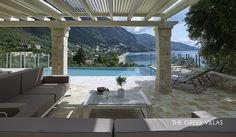 Luxury Corfu Villas, Corfu Villa Conti, Ionian Islands, Greece