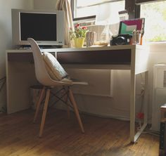 Study area in a small space