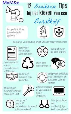Lees hier echte bruikbare & belangrijke tips bij het kiezen & kopen van een borstkolf. Advies door lactatiekundige ibclc Chella Verhoeven.