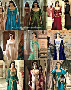 Fashion History, Fashion Art, Kosem Sultan, Reign Fashion, Cosplay Armor, Elegant Wedding Hair, Turkish Beauty, Indian Designer Outfits, Cool Costumes