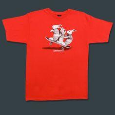 Upper Playground 'Soft Goods' T-Shirt