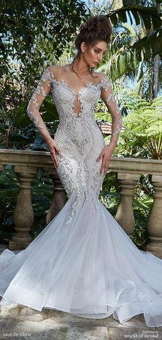 Leah Da Gloria 2018 Wedding Dress