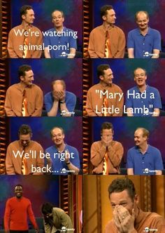 """When even Colin couldn't handle Colin. 