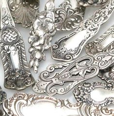 Some Tips, Tricks, And Techniques For The Perfect antique silver Terracotta, Formal Dining Tables, Table Place Settings, Brass Plaques, Spoon Knife, Silver Table, Twisted Metal, Fish Design, Vintage Table
