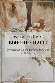 Planen Sie eine Strandhochzeit oder eine Hochzeit im Freien? Dann ist Ihnen die Boho (Bohemian) Hochzeit bestimmt schon ein Begriff. Wir haben Gestaltungstipps, Styling-Inspiration und Schmuck für Sie herausgesucht! Blog, Movie Posters, Wedding Bells, Outside Wedding, Bridal Looks, Perfect Wedding, Schmuck, Film Poster, Blogging
