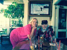 Caretaker Jamie!!!!  ( lunch break with us girls @ Freds) 4/14