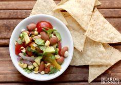 Southwestern Salsa Salad {Beard and Bonnet} #vegan #glutenfree #dairyfree
