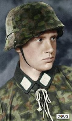 Waffen SS. Young