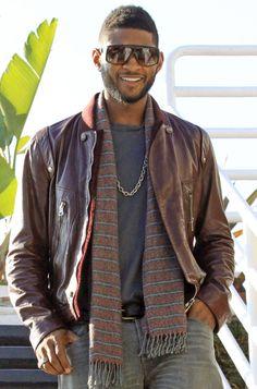 Usher--Red Light-Great Song
