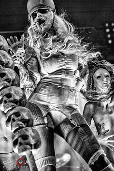 Maria Brink / In This Moment