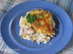Chicken and Rice Casserole Recipe From Scratch (No Cream Soup!!)