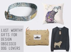 24 Drool Worthy Gifts For Design Obsessed Dog Lovers Gifts For Dog Owners, Dog Lover Gifts, Dog Lovers, Diy Dog Collar, Dog Varieties, Personalized Dog Collars, Dog List, Dog Safety, Types Of Dogs