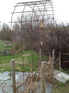 Trädgårdsportal – enkelt och funktionellt | addWeiss