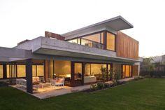 Casa La Dehesa #architecture #landscape #concrete #design