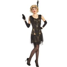 Lacey Lindy Adult Costume Standard