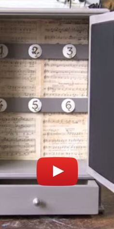 Une armoire à pharmacie relookée. http://rienquedugratuit.ca/videos/une-armoire-a-pharmacie-relookee/