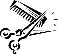Scissors Comb Tool Hairdresser transparent image