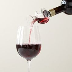Williams-Sonoma Bottle Top Wine Aerator #williamssonoma