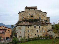 Acquasanta Terme - Castel di Luco - Marche
