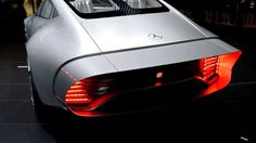 Today in Frankfurt, ahead of the IAA Motor Show, Mercedes-Benz presented their latest concept. The Intelligent Aerodynamic Automobile concept is a study in the balance of beauty and aerodynamics, solved though a transforming shape. Once the car reaches 80 km/h—like a transformer or the second generation KITT—the tail extends, wheels flatten and nose widens. We hear from the exterior designer, Bastian Baudy and Jan Kaul, Manager of Creative Interior Design first hand about this…