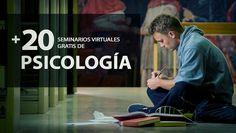 +20 seminarios virtuales gratis para estudiantes de Psicología