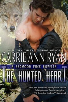 The Hunted Heart (Redwood Pack Book 7.7) is now available for pre-order! Coming Nov 18th! http://carrieannryan.com/the-hunted-heart/