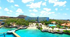 Hilton Curacao Hotel - View from Ocean