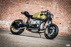 Bmw R80 Cafe Racer by MotoAlex #motorcycles #caferacer #motos | caferacerpasion.com