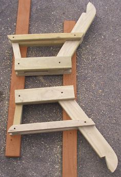 How to make a Porch Swing Seat Outdoor Swing Seat, Bench Swing, Outdoor Side Table, Swing Chairs, Wooden Swing Chair, Wooden Swings, Swinging Chair, Diy Wood Projects, Woodworking Projects