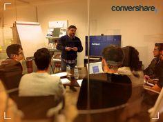 En Convershare damos un paso más con una interesante sesión de #formación sobre #InboundMarketing de la mano de nuestro Director de #MarketingOnline.