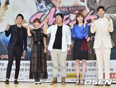 Korean drama doctors press conference