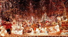 It's that time of year again... Here are the top 5 neighborhood Christmas lights displays in Los Angeles #Holidays