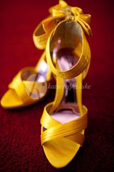 My fabulous wedding shoes
