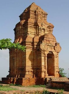 Po Shanu Cham - Phan Thiet (Vietnam)
