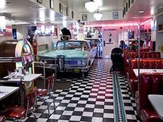 Loris diner San Francisco Fun place for an easy group lunch. Reasonable prices and fun atmosphere. Great service!