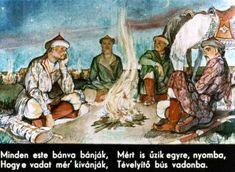Móra Ferenc: Rege a csodaszarvasról Deer, Urban, History, Painting, Art, Art Background, Historia, Painting Art, Kunst