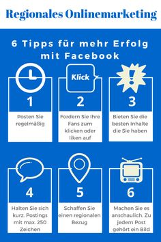 6 Tipps für Facebook für regionale KMU