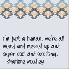 "shailene woodley quote from ""women's health"""