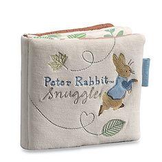 Peter Rabbit Snuggle: An Organic Rag Book #Googaro #baby