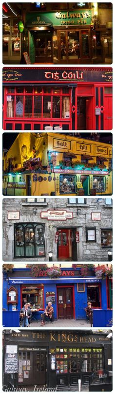 Galway e dintorni...