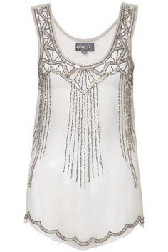 Beautiful white top #apricotloves