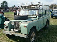 Land Rover Series 2 109 Dormobile