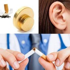 Cheap magnet magnetic, Buy Quality magnet magnet directly from China magnet therapy Suppliers: Stop Quit Smoking Cessation Acupressure Magnet Magnetic Auricular Therapy Magnet Quit Smoking Tips, Anti Smoking, Giving Up Smoking, Nicotine Withdrawal, Nicotine Addiction, Acupressure Therapy, Acupressure Treatment, Herbs, Get Skinny